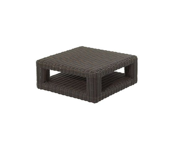 Gloster Furniture,Coffee & Side Tables,coffee table,furniture,outdoor table,table,wicker