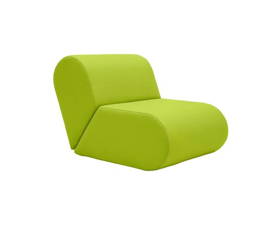 Softline A/S,Armchairs,chair,furniture,green,yellow