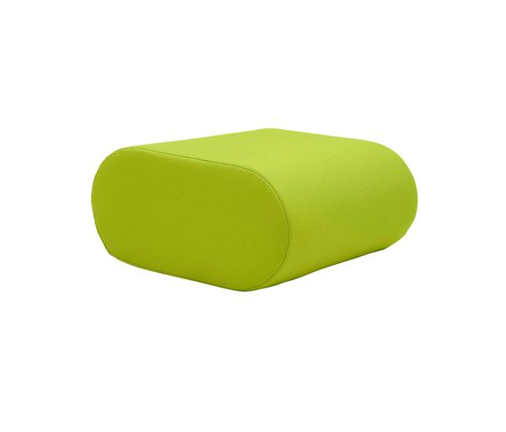 Softline A/S,Footstools,green,yellow