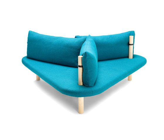 Källemo,Sofas,aqua,azure,couch,furniture,sofa bed,studio couch,teal,turquoise