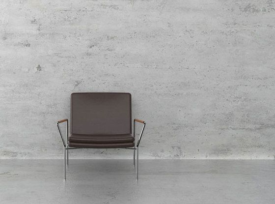 JENSENplus,Lounge Chairs,chair,concrete,floor,furniture,room,table,wall