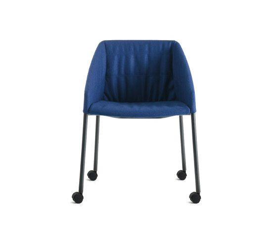 Quinti Sedute,Office Chairs,blue,chair,cobalt blue,electric blue,furniture