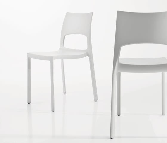 Bonaldo,Dining Chairs,chair,design,furniture,material property,white