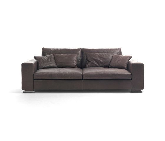 Giulio Marelli,Sofas,brown,couch,furniture,leather,room,sofa bed,studio couch