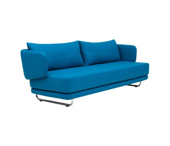 Softline A/S,Beds,blue,couch,furniture,sofa bed,studio couch,turquoise