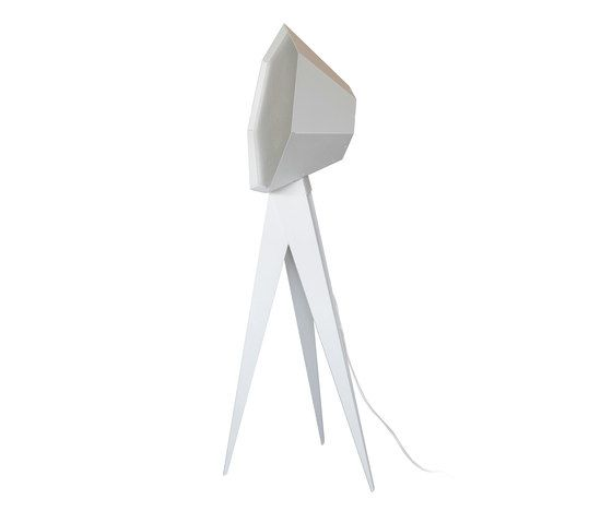 frauMaier.com,Floor Lamps,white
