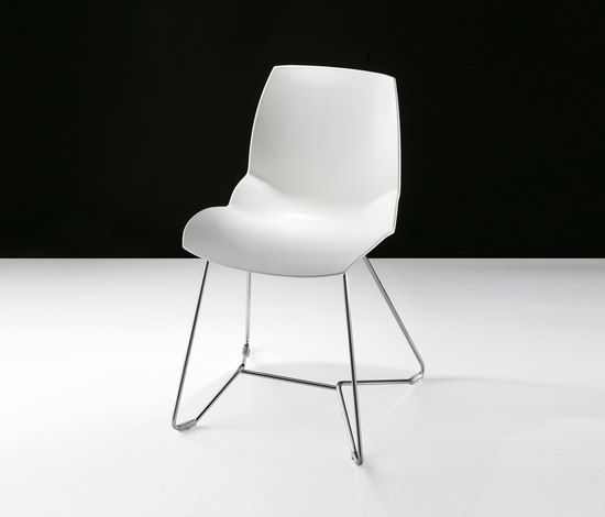 Caimi Brevetti,Office Chairs,chair,design,furniture,white