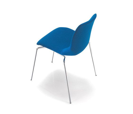 Caimi Brevetti,Office Chairs,azure,chair,electric blue,furniture,turquoise