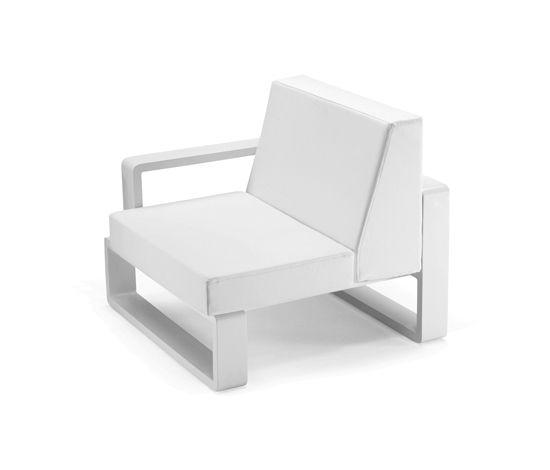 EGO Paris,Outdoor Furniture,chair,furniture,white