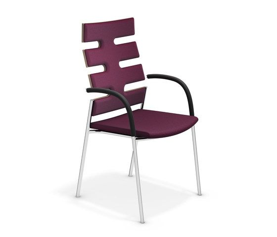 Casala,Dining Chairs,chair,design,furniture,magenta,material property,purple,violet