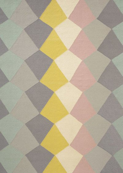 Kinnasand,Rugs,blue,design,lilac,line,pattern,pink,purple,textile,violet,yellow