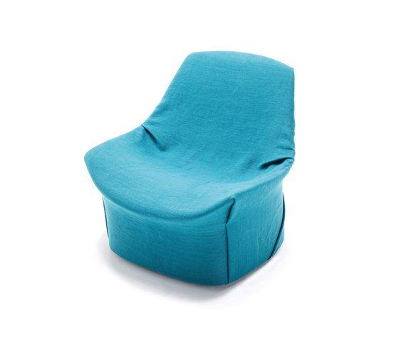 Living Divani,Armchairs,aqua,bean bag chair,chair,furniture,teal,turquoise