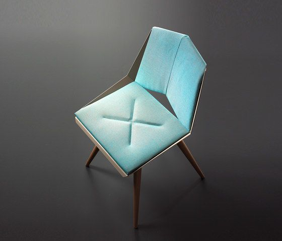 OXIT design,Dining Chairs,chair,design,furniture,origami,turquoise