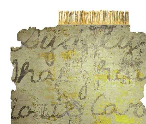 Henzel Studio,Rugs,yellow