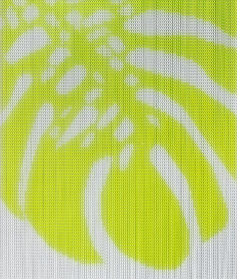 KriskaDECOR®,Screens,green,pattern,textile,yellow