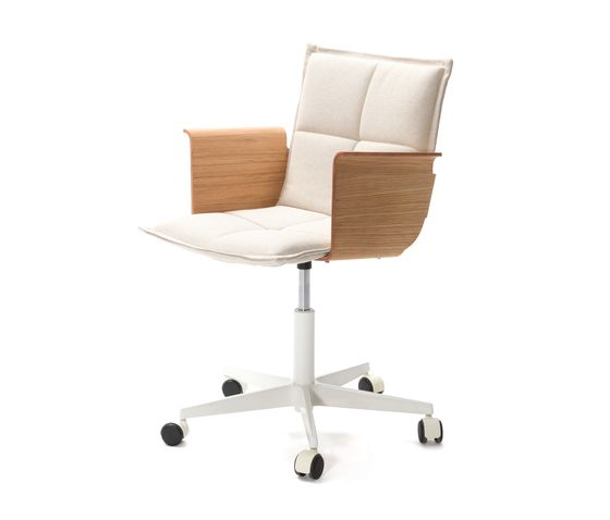 Inno,Office Chairs,armrest,beige,chair,furniture,line,material property,office chair,product