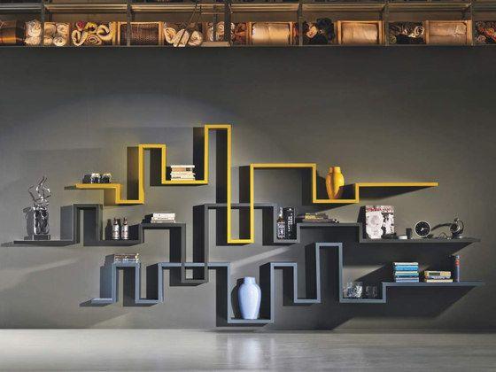 LAGO,Bookcases & Shelves,design,furniture,interior design,room,shelf,shelving,wall