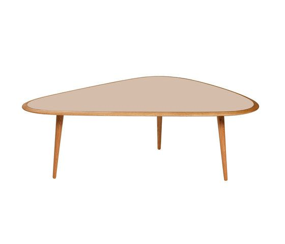 Red Edition,Coffee & Side Tables,coffee table,furniture,outdoor table,oval,plywood,table,wood