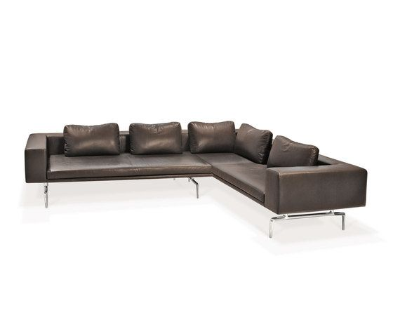 PIURIC,Sofas,beige,brown,chaise longue,couch,furniture,leather,living room,room,sofa bed,studio couch