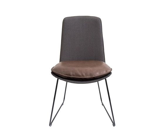 KFF,Dining Chairs,brown,chair,furniture,leather