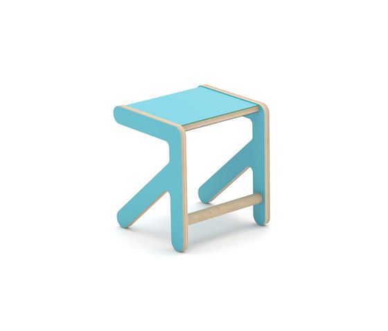 KLOSS,Stools,bar stool,furniture,outdoor table,stool,table,turquoise