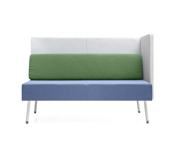 Quinti Sedute,Seating,chair,couch,furniture,green,sofa bed,studio couch,turquoise