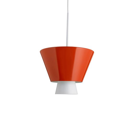 LND Design,Pendant Lights,ceiling fixture,lamp,lampshade,light fixture,lighting,orange,red