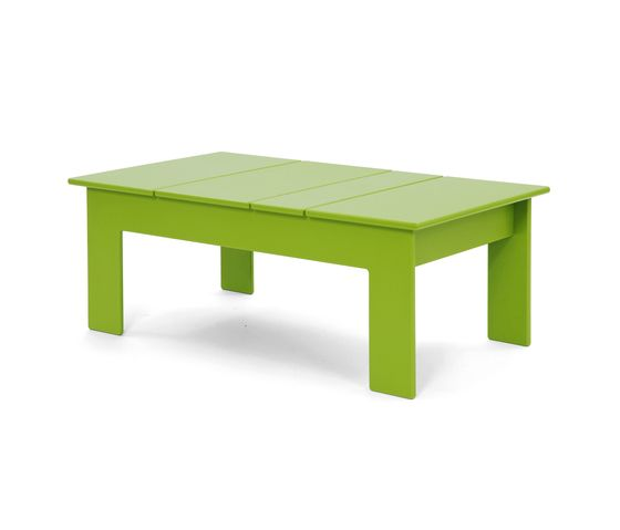 Loll Designs,Coffee & Side Tables,coffee table,furniture,outdoor table,rectangle,table