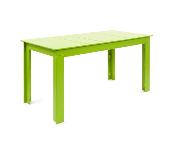 Loll Designs,Dining Tables,desk,end table,furniture,line,outdoor furniture,outdoor table,rectangle,table