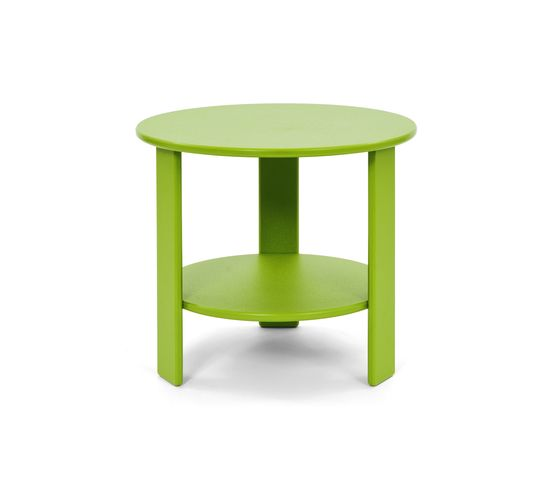 Loll Designs,Coffee & Side Tables,coffee table,end table,furniture,green,outdoor furniture,outdoor table,stool,table