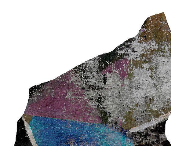 Henzel Studio,Rugs,illustration,pink,purple,rock