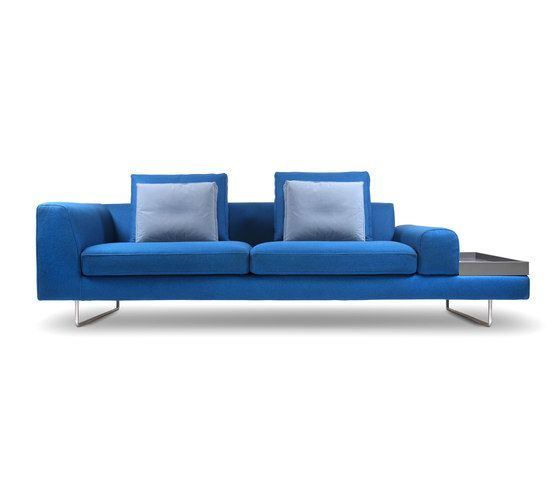 MOYA,Sofas,blue,cobalt blue,couch,electric blue,furniture,room,sofa bed,studio couch