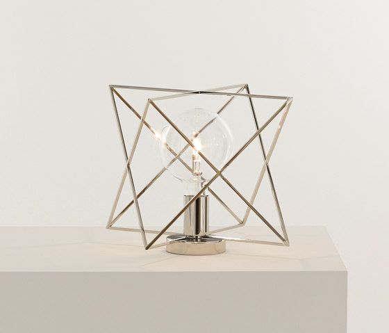 KAIA,Table Lamps,design,furniture,line,table,triangle