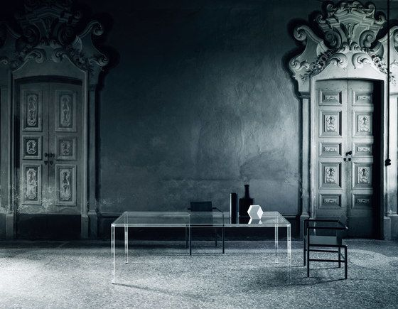 Glas Italia,Dining Tables,architecture,black,black-and-white,building,furniture,interior design,monochrome,monochrome photography,photography,room,stock photography