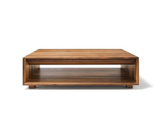 TEAM 7,Coffee & Side Tables,coffee table,furniture,rectangle,shelf,sofa tables,table,wood