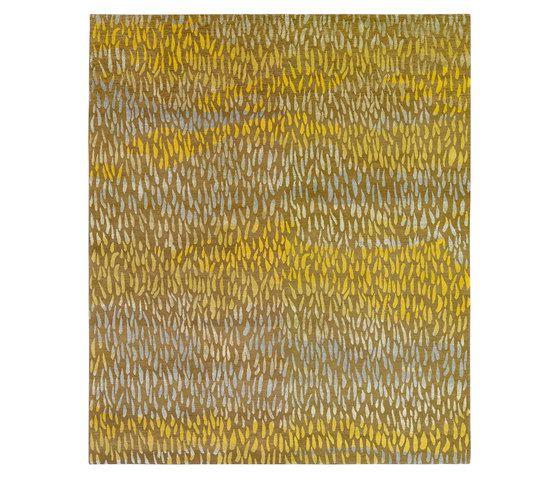 REUBER HENNING,Rugs,green,pattern,rectangle,textile,yellow