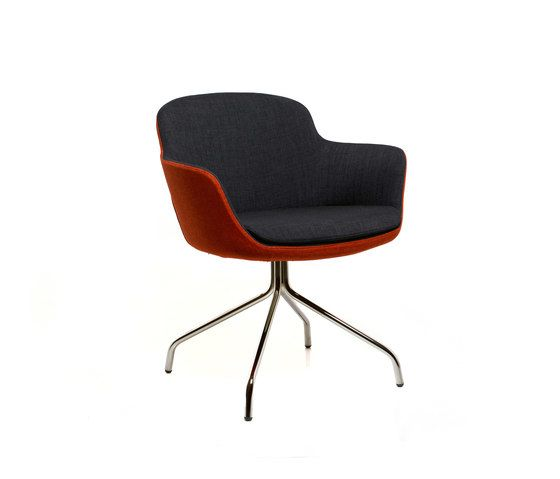 Mussi Italy,Office Chairs,chair,furniture,line,material property,orange