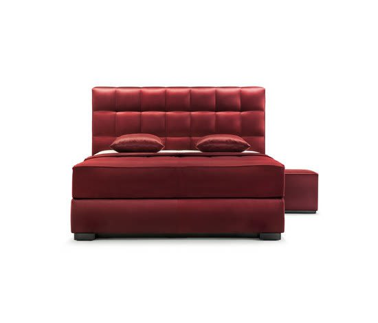 Wittmann,Beds,couch,furniture,leather,red,sofa bed