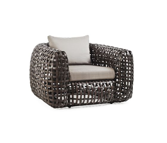 Kenneth Cobonpue,Lounge Chairs,chair,club chair,couch,furniture,studio couch
