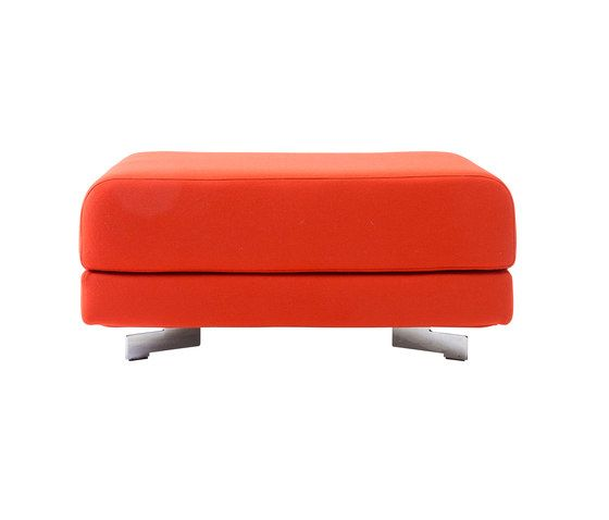 Softline A/S,Stools,furniture,orange,red,stool