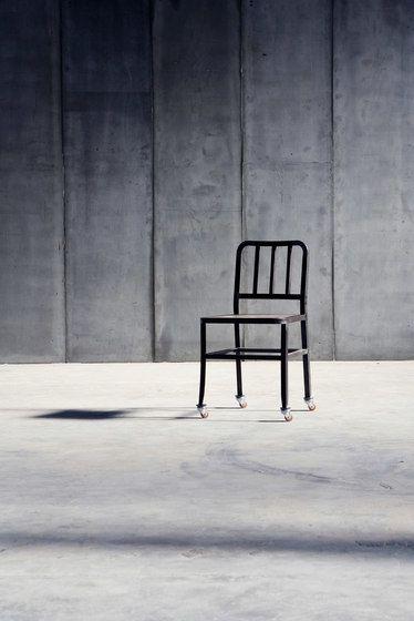 Heerenhuis,Dining Chairs,black,chair,design,furniture,line