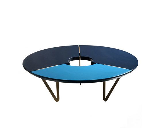 Hagit Pincovici,Coffee & Side Tables,coffee table,furniture,outdoor table,table,turquoise