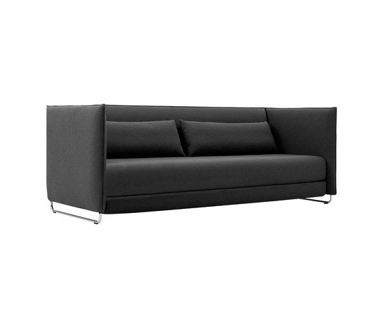 Softline A/S,Beds,black,couch,furniture,sofa bed,studio couch