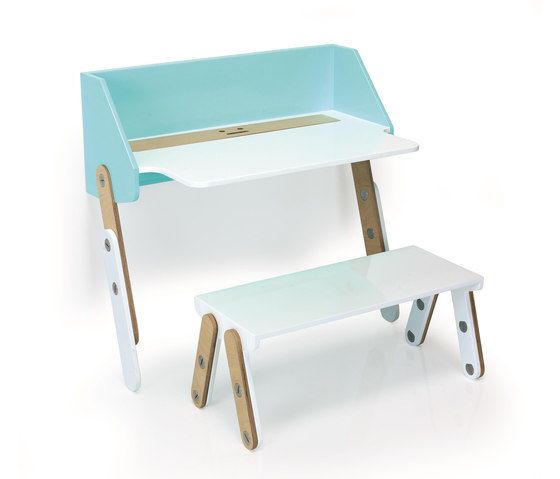 GAEAforms,Benches,coffee table,desk,furniture,product,shelf,table,turquoise