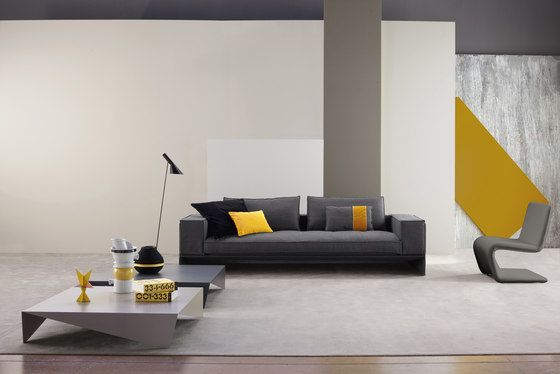 Bonaldo,Sofas,couch,design,floor,flooring,furniture,interior design,living room,material property,room,sofa bed,table,wall,yellow