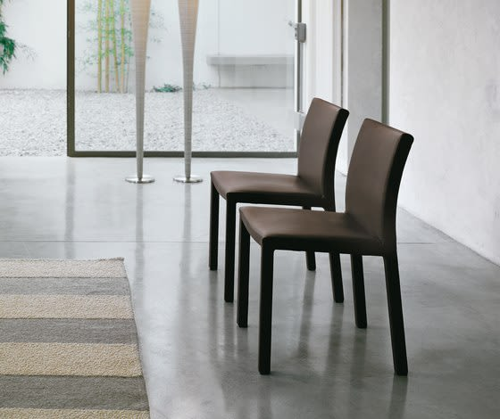 Bonaldo,Dining Chairs,architecture,chair,design,floor,flooring,furniture,hardwood,interior design,line,material property,room,table,tile,wood