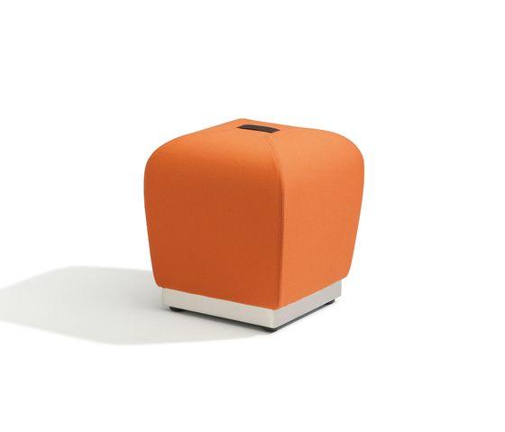 Fora Form,Footstools,orange