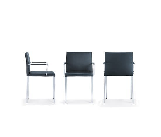 Girsberger,Dining Chairs,black,chair,furniture,line,table