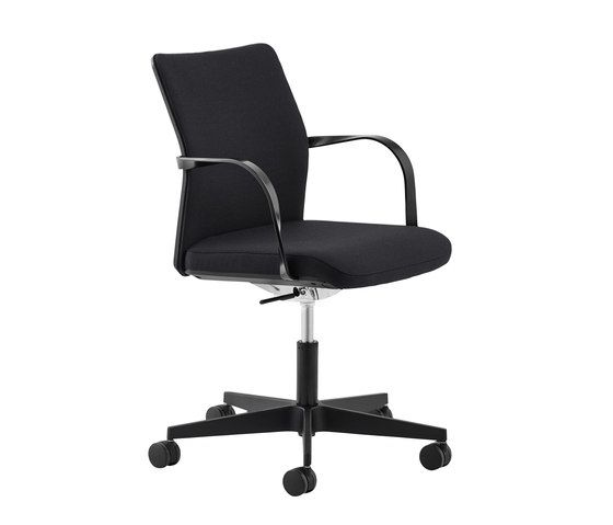 HOWE,Office Chairs,armrest,chair,furniture,line,material property,office chair,product