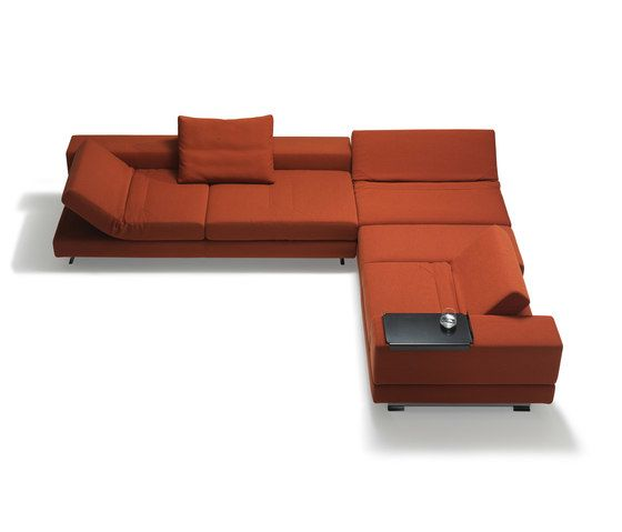 Intertime,Sofas,chaise longue,couch,furniture,orange,sofa bed,tan